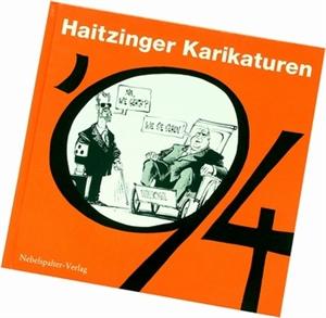 Bild von Haitzinger Horst: Haitzinger Karikaturen '94