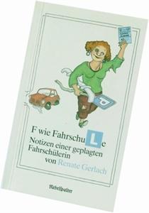 Bild von Gerlach Renate: F wie Fahrschule