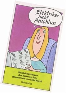 Bild von Herdi Fritz: Elektriker sucht Anschluss