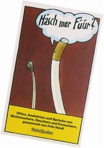 Bild von Herdi Fritz: Häsch mer Füür?