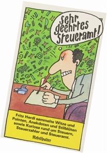Bild von Herdi Fritz: Sehr geehrtes Steueramt!