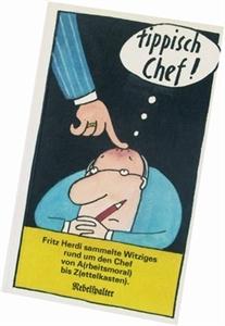 Bild von Herdi Fritz: Tippisch Chef!