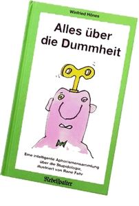 Bild von Hönes Winfried: Alles über die Dummheit