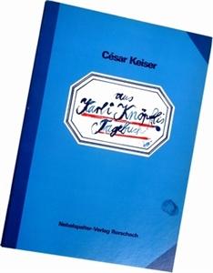 Bild von Keiser César: Aus Karli Knöpfli's Tagebuch