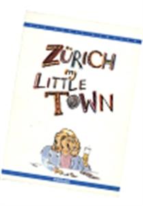 Bild von lan D. Marsden: Zürich, my little town